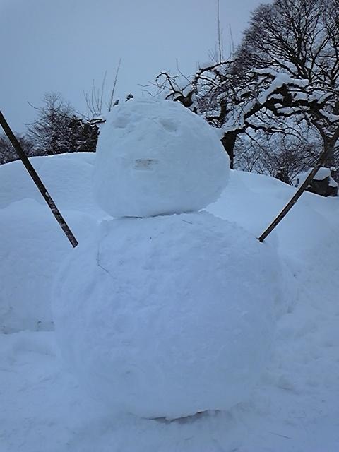 雪だるま2010
